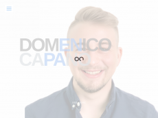 Screenshot der Domain capano.de