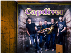 Screenshot der Domain capdiver.de