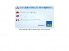 Screenshot der Domain capdog.de