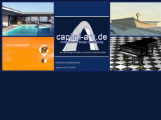 Screenshot der Domain capital-arc.de