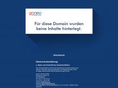 Screenshot der Domain chamnan.de