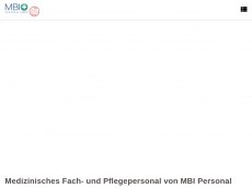 Screenshot der Domain champagnerparty.de