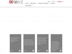 Screenshot der Domain champagnersaebel.de
