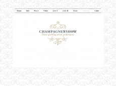 Screenshot der Domain champagnershow.de