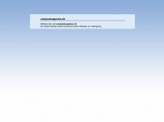 Screenshot der Domain computeragentur.de