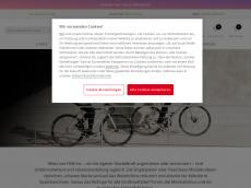 Screenshot von cyclesforheroes.de