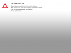 Screenshot der Domain cycling-store.de