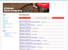 Screenshot von cyclocross-nord.de