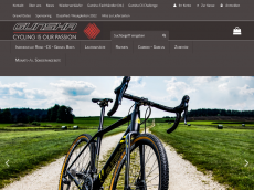 Screenshot der Domain cyclocross-store.de
