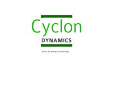 Screenshot von cyclon.de