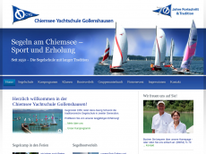 Screenshot der Domain cyg.de