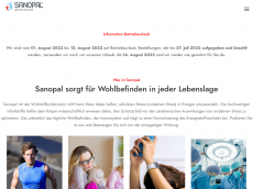 Screenshot der Domain cyl-pharma.com