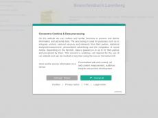 Screenshot von cylex-branchenbuch-leonberg.de