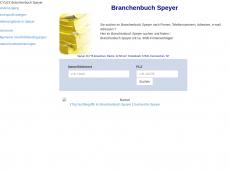 Screenshot von cylex-branchenbuch-speyer.de