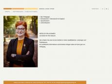 Screenshot von englishlanguageteaching.de