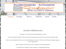 Screenshot der Domain englmeier.de