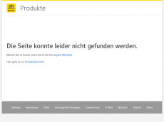 Screenshot der Domain engpass-ka.de