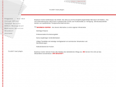 Screenshot der Domain engpass.de