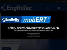 Screenshot der Domain engrotec-solutions.de