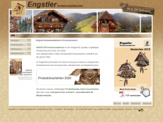 Screenshot der Domain engstler-uhren.de