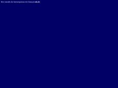 Screenshot der Domain enh.de