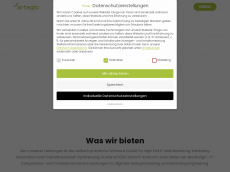 Screenshot der Domain enid-cms.de