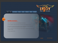 Screenshot von enjoy-coverrock.de