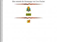 Screenshot der Domain fischersuwe.de