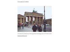 Screenshot der Domain fischertaxi.de