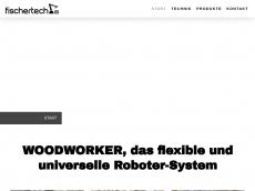 Screenshot der Domain fischertech.de