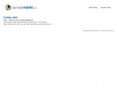 Screenshot der Domain freezie.de