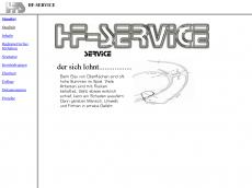 Screenshot der Domain fregien.de