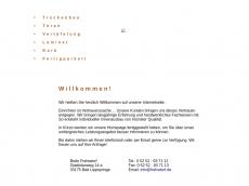 Screenshot von frehsdorf.de