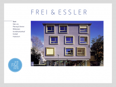 Screenshot der Domain frei-essler.de