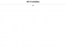 Screenshot der Domain freibach.de