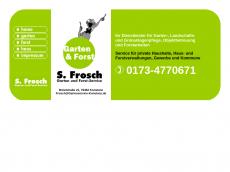 Screenshot der Domain gartenservice-konstanz.de