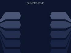 Screenshot von gedichtenetz.de