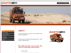 Screenshot der Domain giraffenmog.com