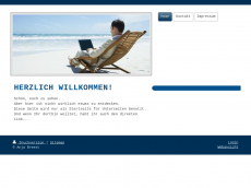 Screenshot der Domain girards.de