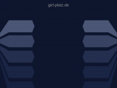 Screenshot von girl-platz.de