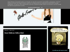 Screenshot der Domain girls-free-fashion.blogspot.com