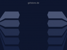 Screenshot der Domain girlstore.de