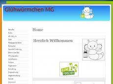 Screenshot der Domain gluehwuermchen-mg.de