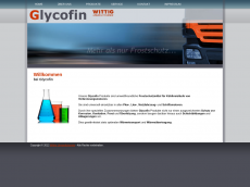 Screenshot von glycofin.de