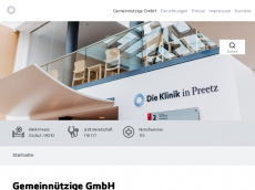 Screenshot der Domain gp-kreisploen.de