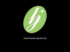 Screenshot der Domain hauke-jepsen.de