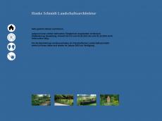 Screenshot der Domain hauke-schmidt.de