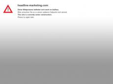 Screenshot der Domain headline-marketing.com