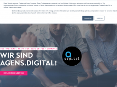 Screenshot der Domain headmedia.de