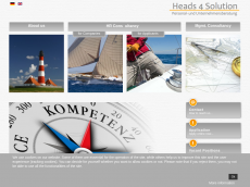 Screenshot von heads4solution.de